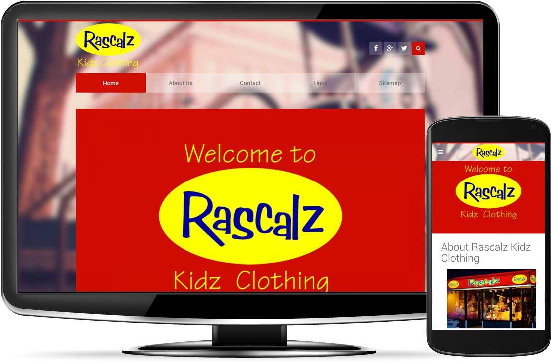 Rascalz Kidz Clothing