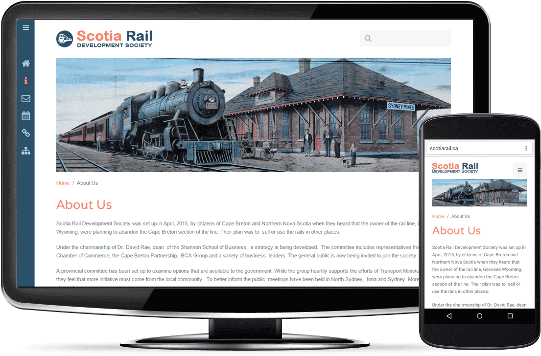 Scotia Rail Society
